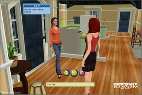 Desperate Housewives: The Game Download (2006 Strategy Game)