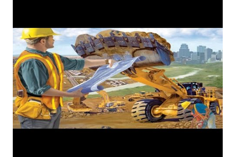 Caterpillar Construction Tycoon - gameplay - YouTube