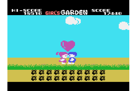 Girl's Garden - Sega Does