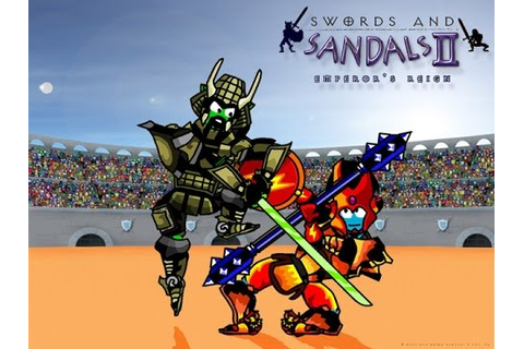 Swords And Sandals II Final Boss - YouTube