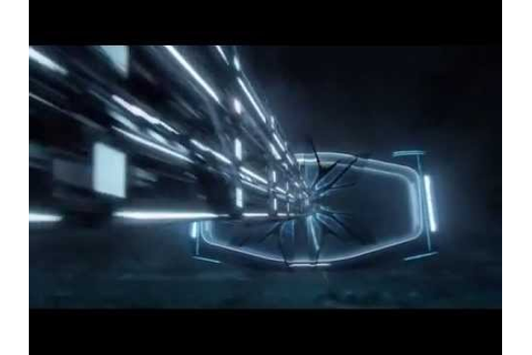 Tron Legacy - OST - Solar Sailer music video - YouTube