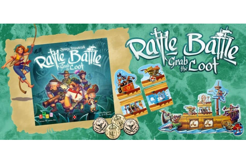 3-2-1, Rattle Battle! on Qwant Games