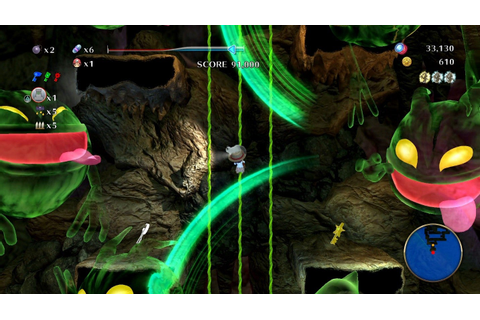 Spelunker World Screenshots, Pictures, Wallpapers ...