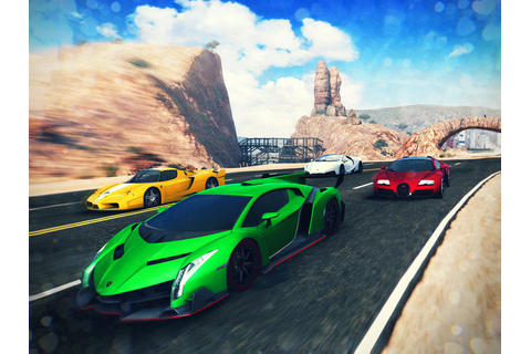 Here's Asphalt 8: Airborne gameplay footage