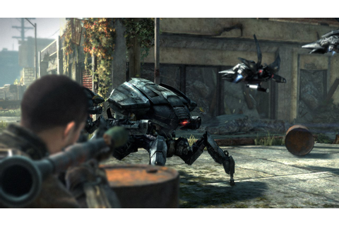 Terminator Salvation Savegame (PS3) – SavegameDownload.com