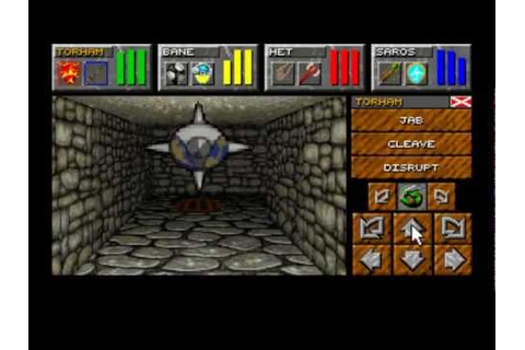 Abandonia Presents: Dungeon Master II - The Legend of ...
