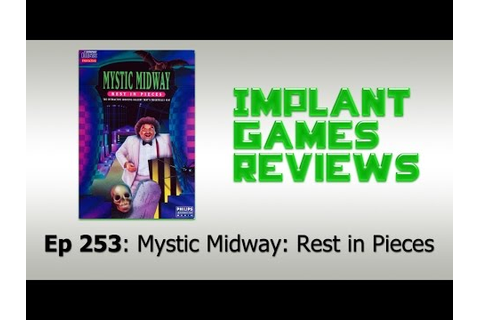 [Full Download] Mystic Midway Rest In Pieces Cd I Full Guide
