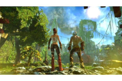 ENSLAVED: Odyssey to The West Premium Edition Steam Key ...