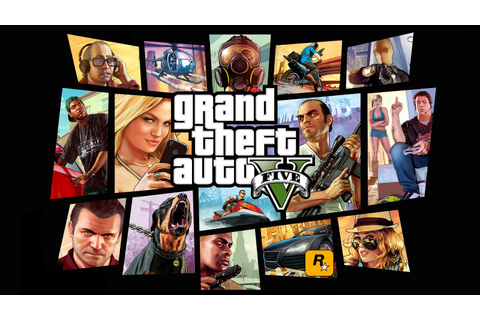 Computer Tricks City: Grand Theft Auto V Full PC Game Free ...