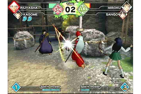 All Inuyasha: Feudal Combat Screenshots for PlayStation 2 ...
