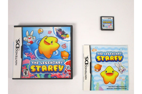 The Legendary Starfy game for Nintendo DS (Complete) | The ...