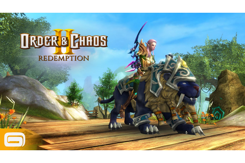 Order & Chaos 2 Redemption - Arrival of Mounts! - YouTube