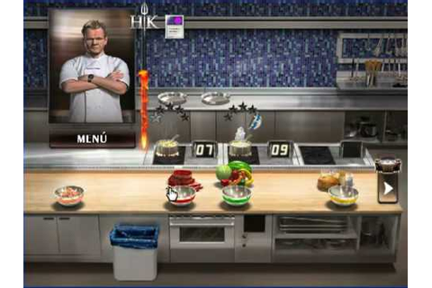 Hell Kitchen (The Game) - YouTube
