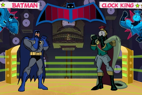 Batman Brawl Game - Batman games - Games Loon