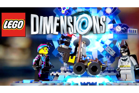 LEGO Dimensions Starter Pack and Full Trailer Analysis ...