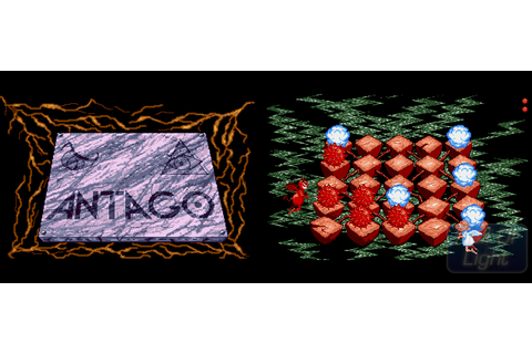 Antago : Hall Of Light – The database of Amiga games