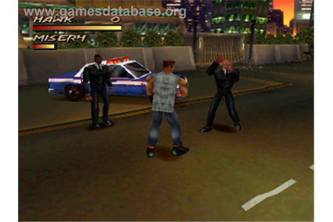 Fighting Force - Sony Playstation - Games Database