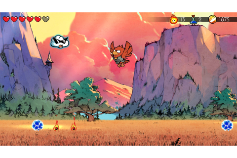 Review: Wonder Boy: The Dragon's Trap
