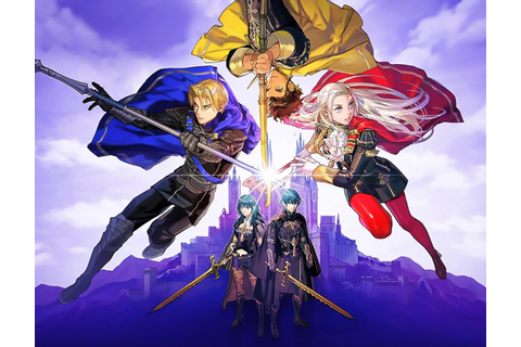 Fire Emblem: Three Houses – It's Dangerous To Go Alone