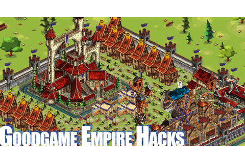 Goodgame Empire Hack Cheat - qrprikaz
