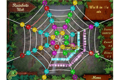 Rainbow Web > iPad, iPhone, Android, Mac & PC Game | Big Fish