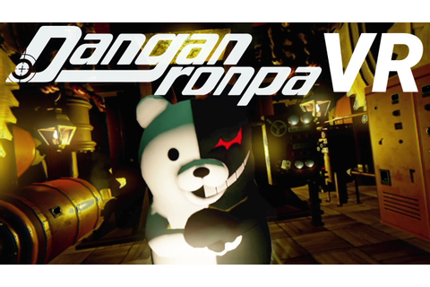 Danganronpa VR - The Class Trial (English) - Full Demo [PS ...
