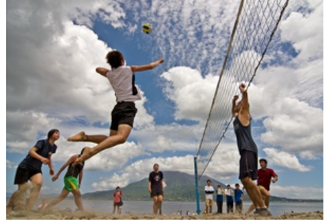 Beach Volleyball | Sports | Rules of Sport