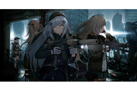 Girls Frontline HD Wallpaper | Background Image ...