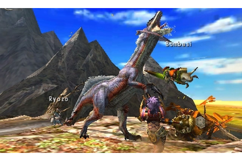 Monster Hunter 4 Ultimate Review - Rewarding Co-Op and ...
