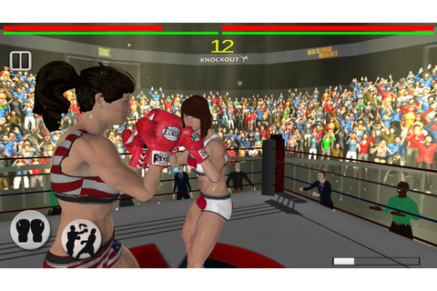 Real 3D Women Boxing - Android Apps on Google Play