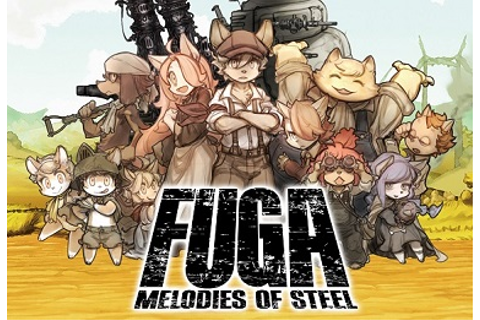 Fuga: Melodies of Steel - Wikipedia