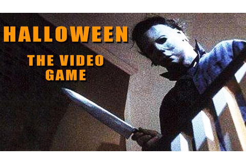 HALLOWEEN The Video Game Trailer - YouTube