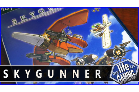 SkyGunner - The Best 3D Shooter on the PlayStation 2 / MY ...