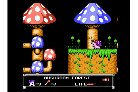 Little Nemo: The Dream Master Screenshots | GameFabrique