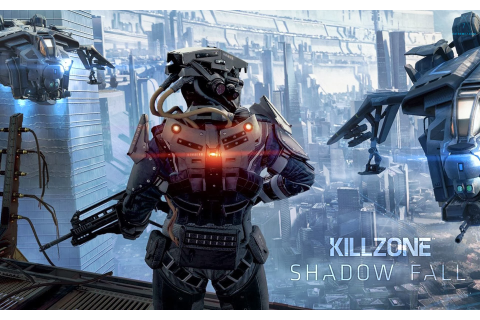 Killzone Shadow Fall Wallpapers | WallpaperDeck