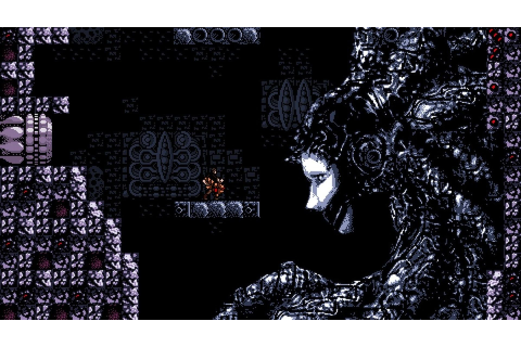REVIEW / Axiom Verge (PS4) - That VideoGame Blog