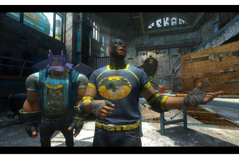 Gotham City Impostors Review | New Game Network