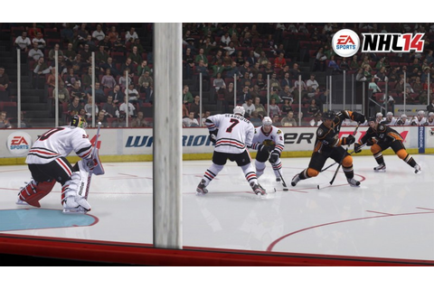 NHL 14 Review – The Return Of Arcade Hockey - Game Informer