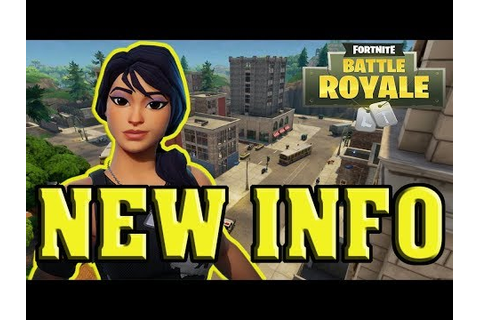 Fortnite - New Map Revealed, Junk Junction / Haunted Hills ...