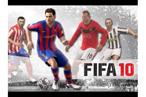 How to Download and Install Fifa 10 PC - YouTube