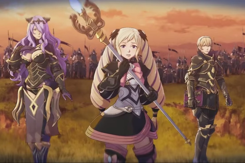 Fire Emblem Fates is up on our game review podcast Quality ...