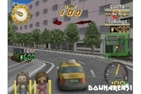 Taxi Rider PS2 ISO - Download Game PS1 PSP Roms Isos ...