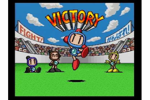 Bomberman B-Daman gameplay, SFC Japan - YouTube