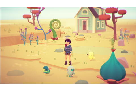 Ooblets Is Kind of My Dream Game | USgamer