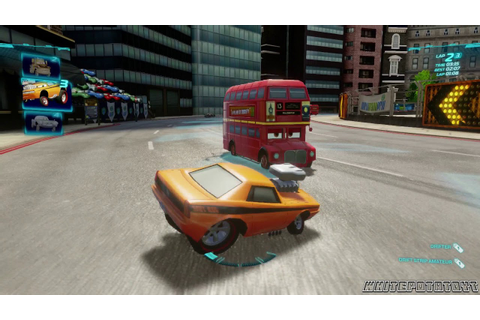Cars 2: The Video Game | Snot Rod - Hyde Tour ...