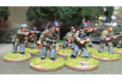 Toy Soldiers and Dining Room Battles: Warlord Games Metal ...