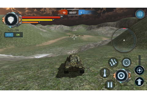 3D Tank Game - Tank World War - Android Apps on Google Play