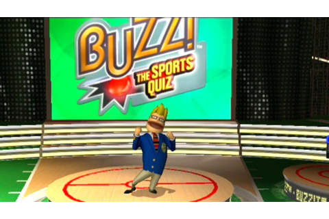 Buzz! The Sports Quiz ... (PS2) - YouTube