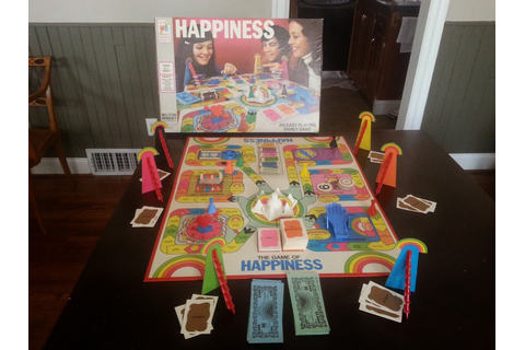 Happiness by Milton Bradley | Classic games