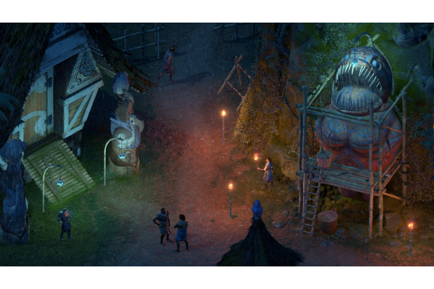 Pillars of Eternity II: Deadfire Latest Video Details ...